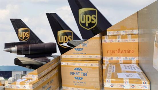 Chuyển phát nhanh Nhật Tin hàng hóa đi Mỹ