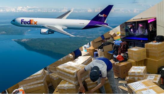 Chuyển phát nhanh Nhật Tin hàng hóa đi Úc