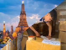 Chuyển phát nhanh Nhật Tin hàng hóa đi Thái Lan